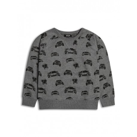 Boys sweatshirt Cars