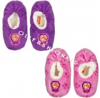 Paw Patrol Girls Soft slippers