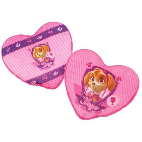 Paw Patrol Skye Heart Pillows