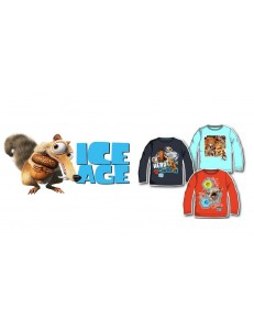 Ice Age Collision Course Boys long sleeve t shirt