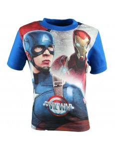 Avengers Civil War Tee shirt