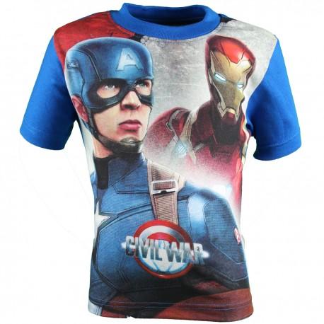 Avengers Civil War Tee shirt