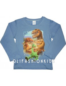 The Good Dinosaur boys top