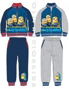 Minions Boys Tracksuit