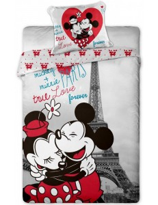 Mickey & Minnie Mouse bedding set