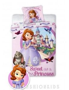 Sofia the First bedding set