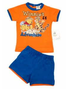 Winnie the pooh and Tigger baby boys set