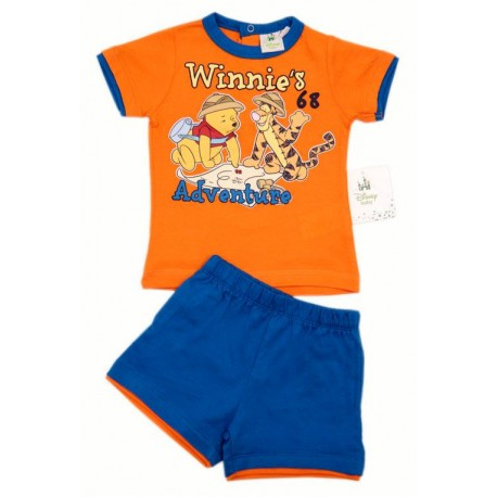 Winnie the pooh and Tigger baby boys set