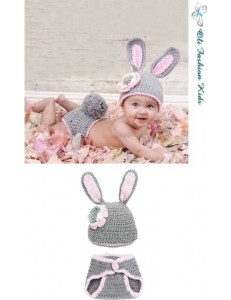 Baby Crochet Hat /Panties /Costume