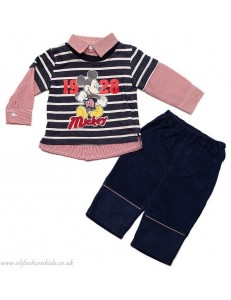 Mickey Mouse Boys Romper