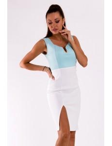 EMAMODA  DRESS blue 49001-1
