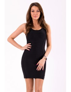 DRESS BANDAGE BLACK 46049-1