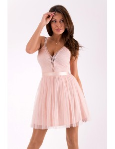 DRESS POWDER PINK 46044-1
