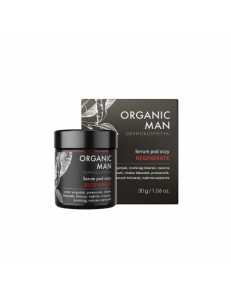 Organic Man regenerating eye serum 30g