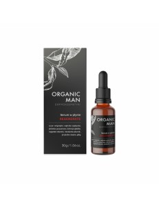 Organic Man liquid serum 30g