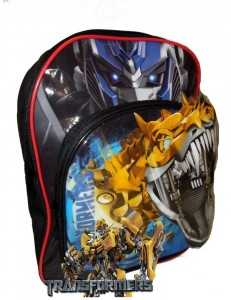 TRANSFORMERS BOYS BACKPACK