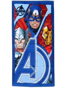 Avengers Captain America Towels