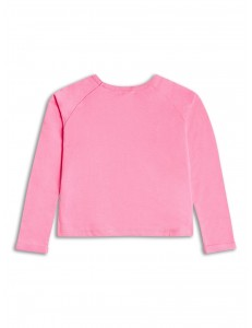 """""""Totally Awesome""""Girls cropped sweatshirt"""