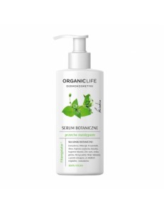 Botanical serum stretch marks