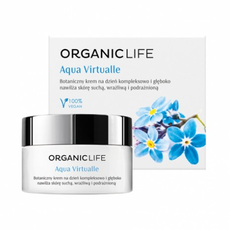 Aqua Virtualle moisturizing day cream