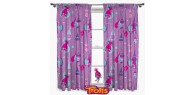 Trolls curtains set