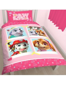 Paw Patrol Skye Everest bedding set