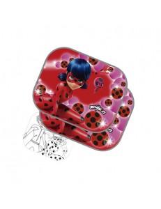 Miraculous Ladybug sun shade - 2 pcs
