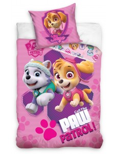 Paw Patrol Skye Everest bed linen