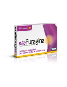 NEOFURAGINA 50 mg - 30 tablets