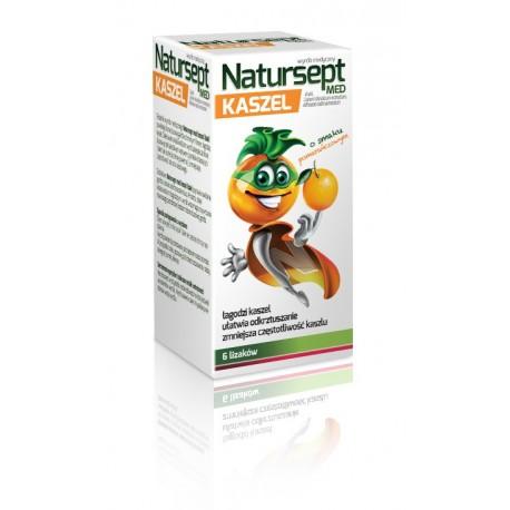 NATURSEPT MED cough lollipops- 6
