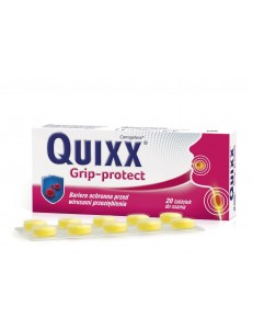 Quixx Grip-protect - 20 tablets
