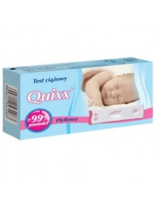 Pregnancy test QUIXX - 1 piece