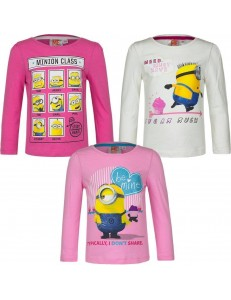 Minions girls top