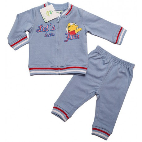 DISNEY WINNIE CARS Infant BABY BOYS TRACKSUIT