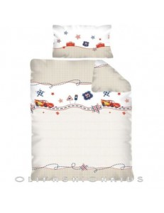 DISNEY WINNIE THE POOH BEDDING SET /COT BED