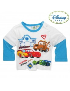 Baby Boys disney cars t shirt