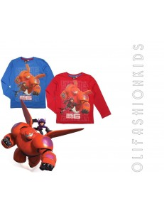 Big hero 6 boys top