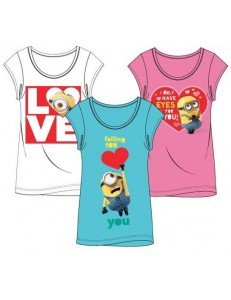 Minions womens nighty