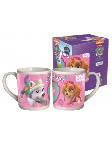 Paw Patrol Skye Everest Girls pink Porcelain mug