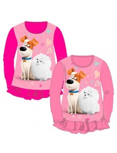 The secret life of pets Girls T shirt