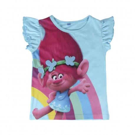 Dream Works Trolls Poppy Girls t shirt