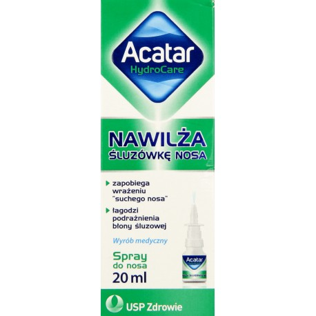 ACATAR Hydrocare (Fast) Spray - 20 ml