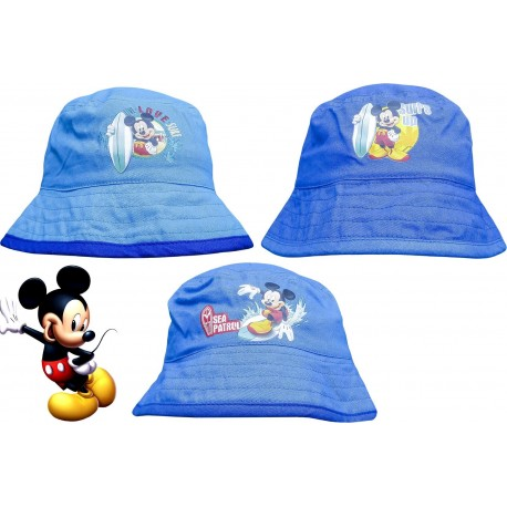 Mickey Mouse boys summer hat