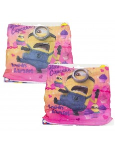 Minions snood bandana