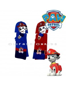Paw patrol winter set