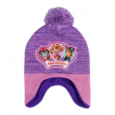 Paw Patrol Skye winter hat