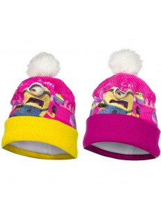 Minions winter hat