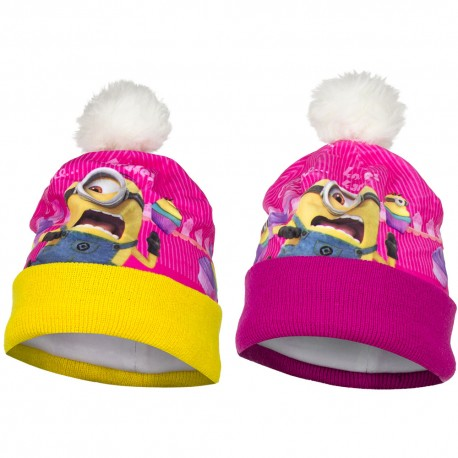 Minions winter hat