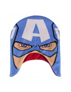 Marvel Captain America Avengers Winter Hat