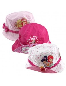 GIRLS STRAWBERRY CAKE HAT